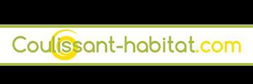 Coulissant habitat logo