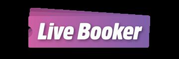 Live Booker logo