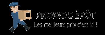 PROMO DÉPÔT logo