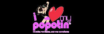 I Love My Popotin logo